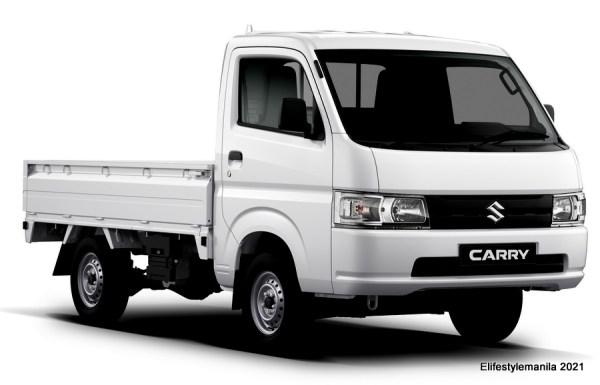 Suzuki All-New Carry 2
