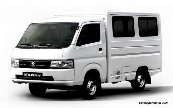 Suzuki All-New Carry UV