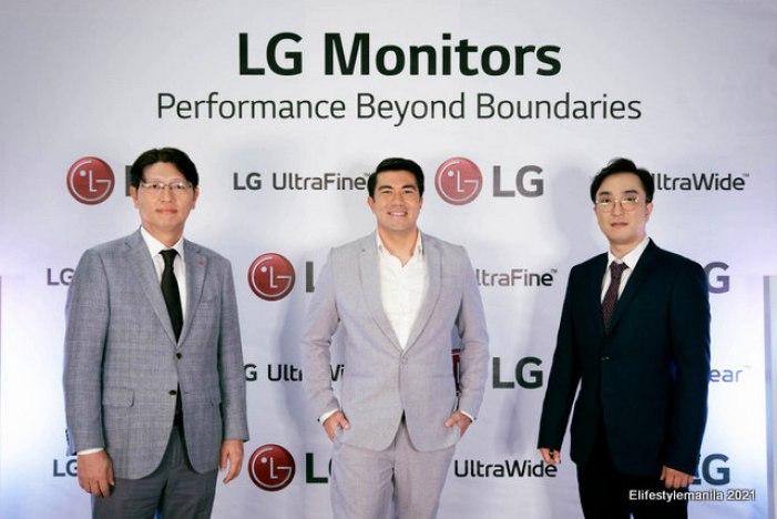 LG New line of LED monitors