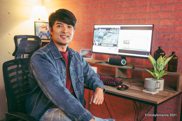 Actor Director Joross Gamboa for LG Electronics Philippines
