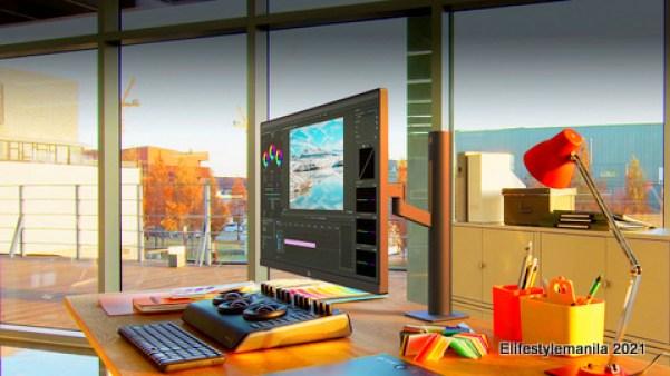 LG UltraFine monitor