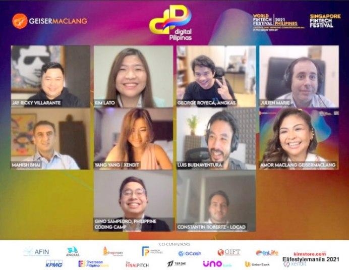 Digital Pilipinas and Geiser Maclang