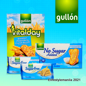 Smart and healthy snacking with Gullon