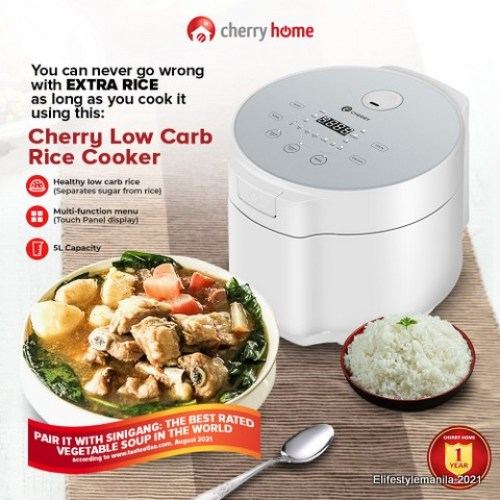 Cherry low carb rice cooker