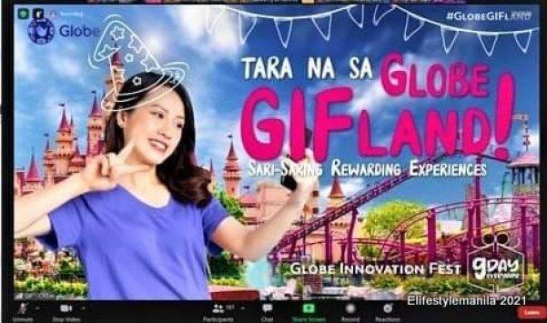 Globe Telecom GIFLand