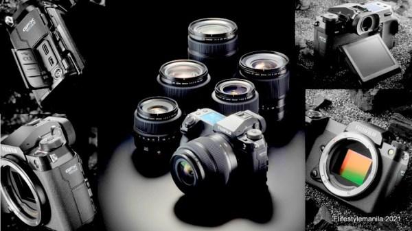 Fujifilm GFX50S II 51.3MP large format