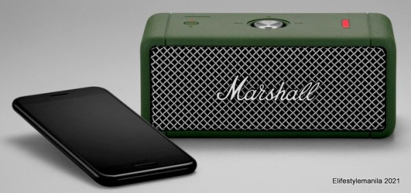Marshall Emberton Forest Colorway