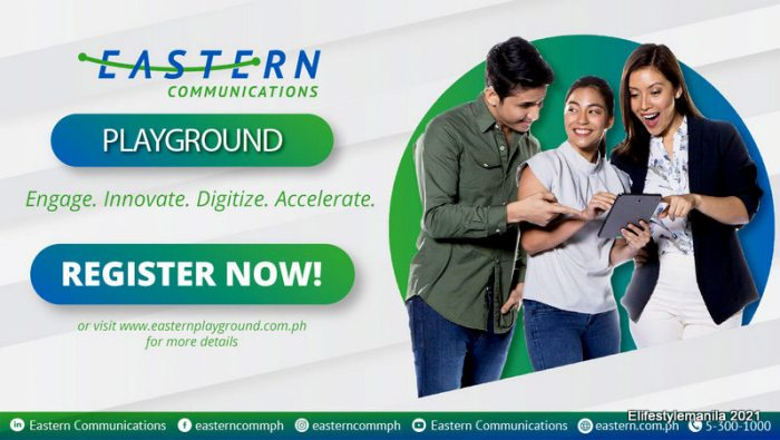 Eastern Playground by Eastern Communications