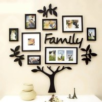 Frame Set Family Tree Acrylic Wall Art - Elifor Online ...