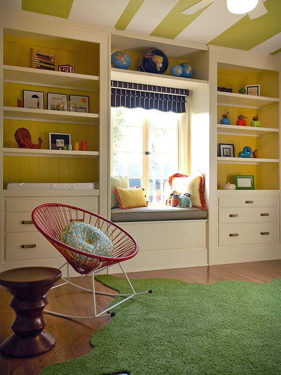 Modern Nursery (Orange County)