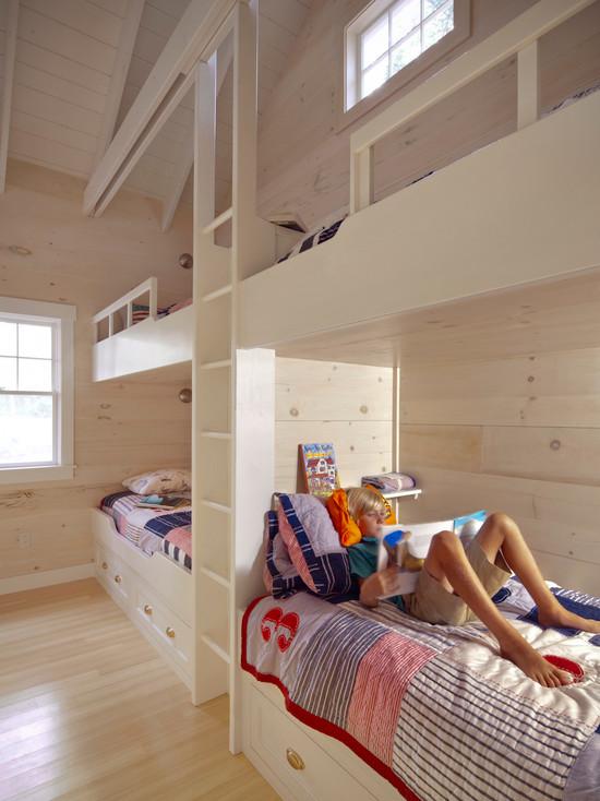Contemporary Bedroom (Portland Maine)