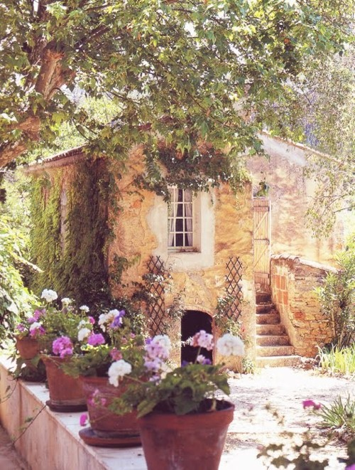 Ancient House, Isle of Crete, Greece