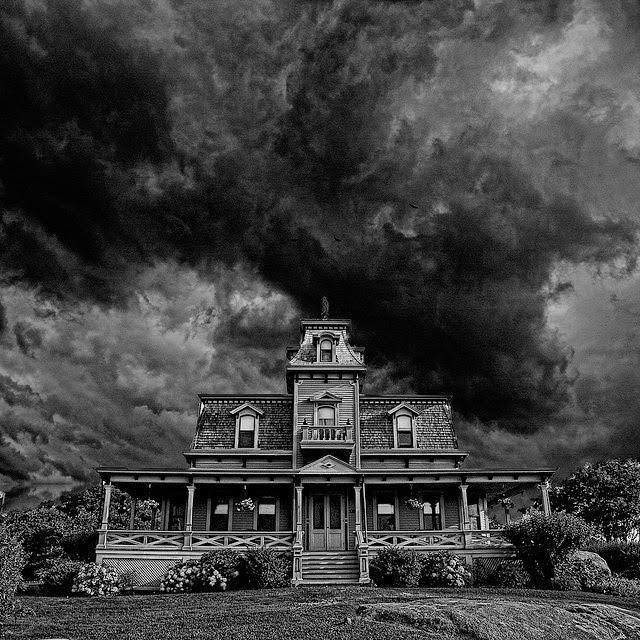 Stormclouds, Westport, Massachusetts