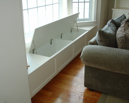 Bench And Mantel (New York)