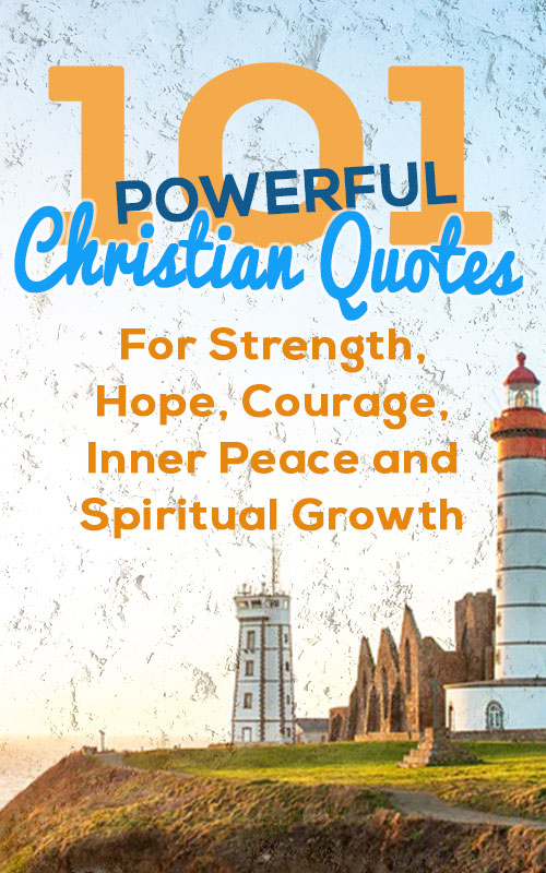 Powerful Christian Quotes