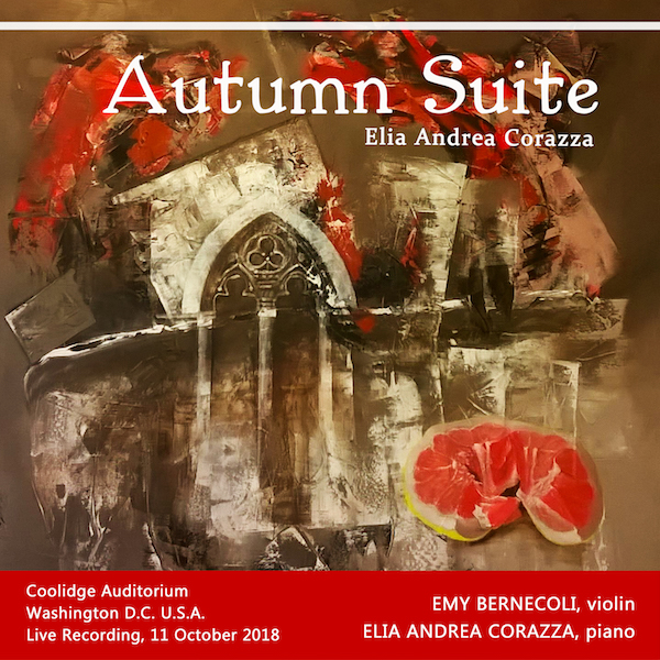 Autumn Suite cd cover