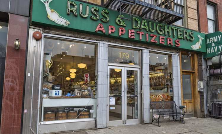 The Best New York City Neighborhoods for Food