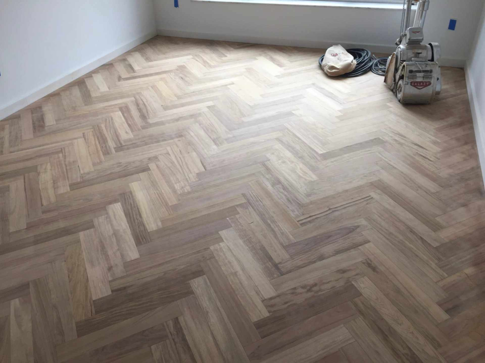Wood Floor Refinishing in NYC Apartments