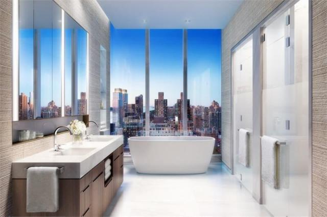 One West Street Bathroom