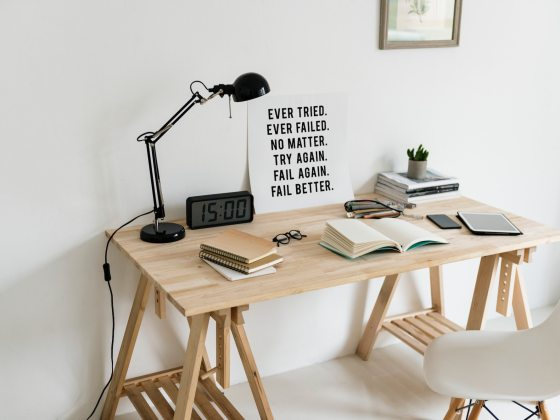 Home Office Tips to Stay Motivated and Productive