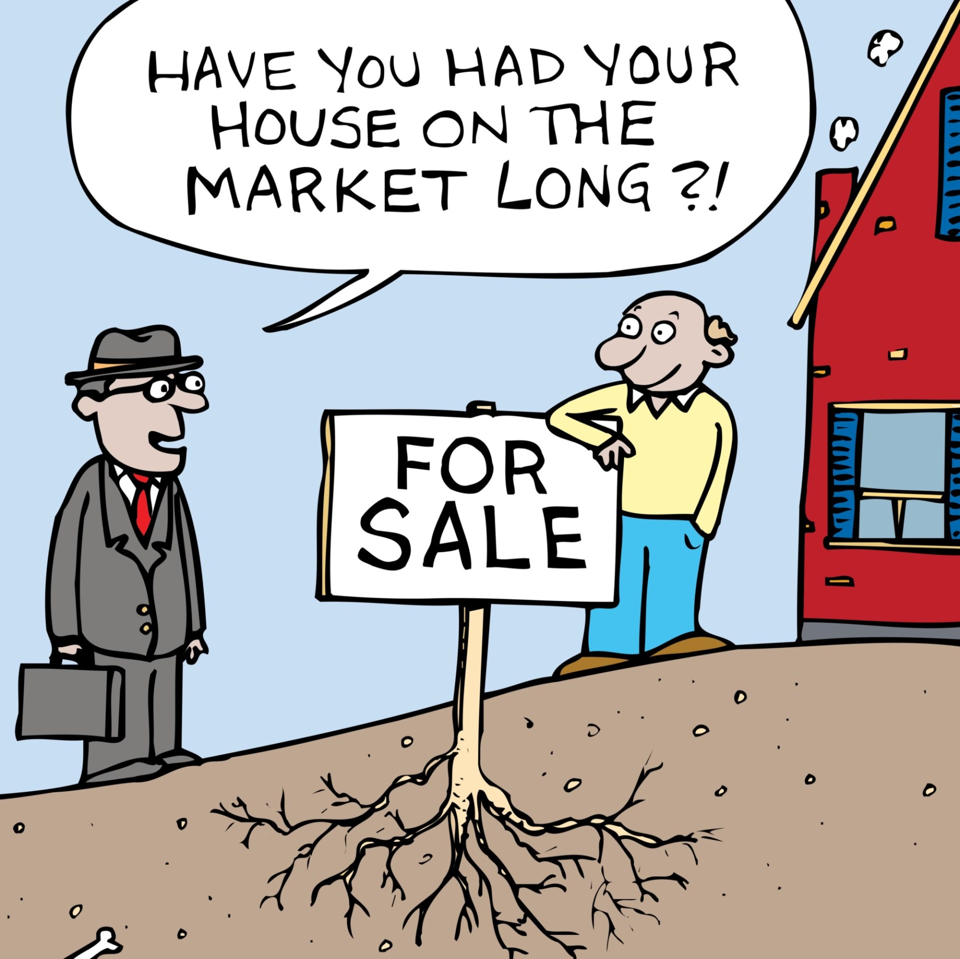 Unsold Home Listing