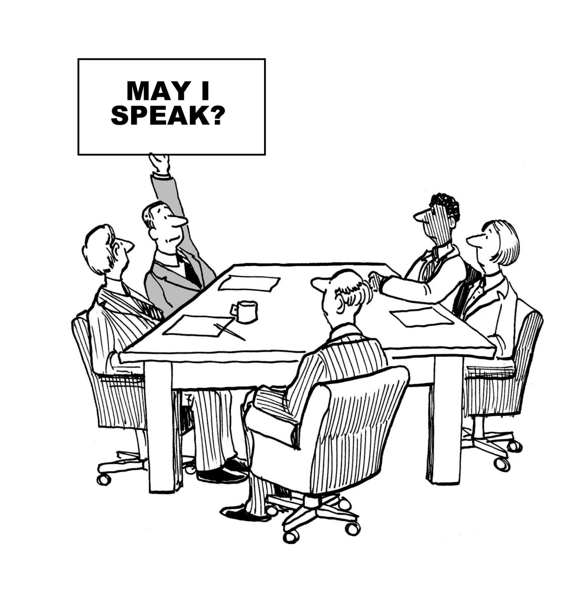 Questions to Ask at The Annual Shareholders' Meeting