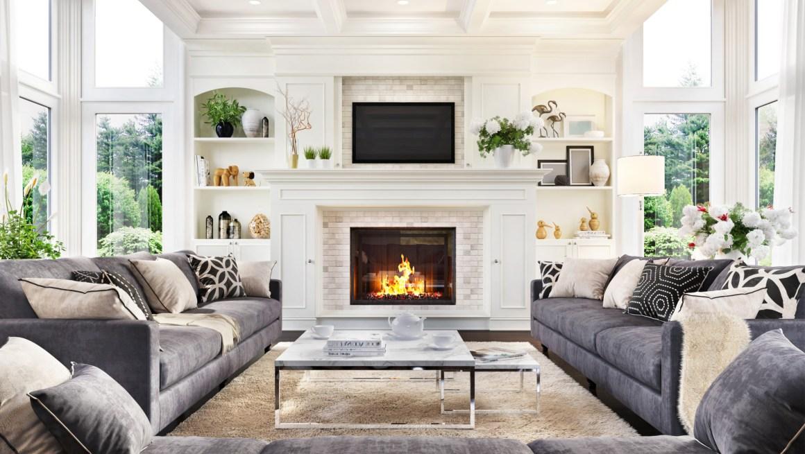 Transitional Luxury interior Design