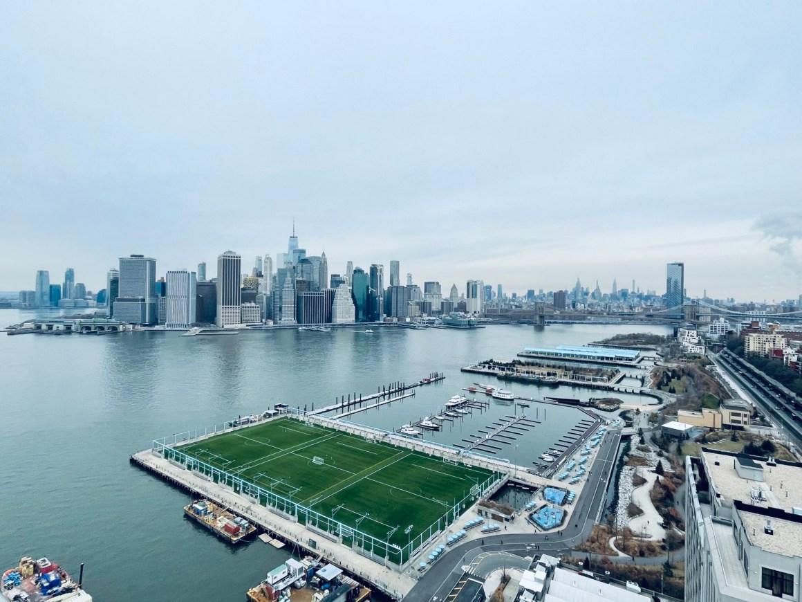Brooklyn vs Manhattan