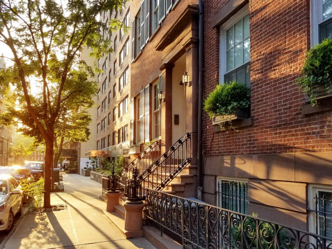NYC's Most Popular Neighborhoods for Celebrities