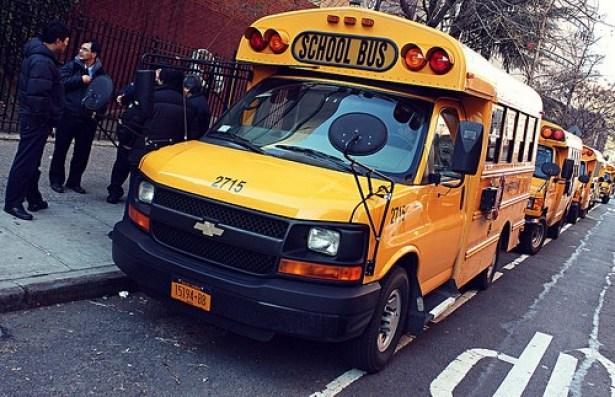 NYC-School-Buses