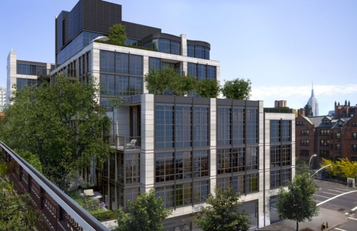 High-Line New Condo Developments Popping Up