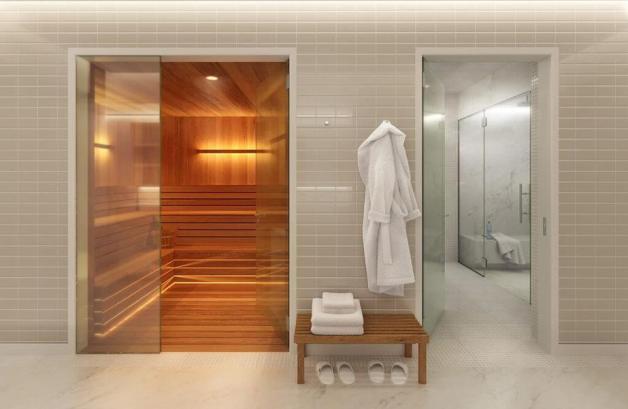 Private-Sauna