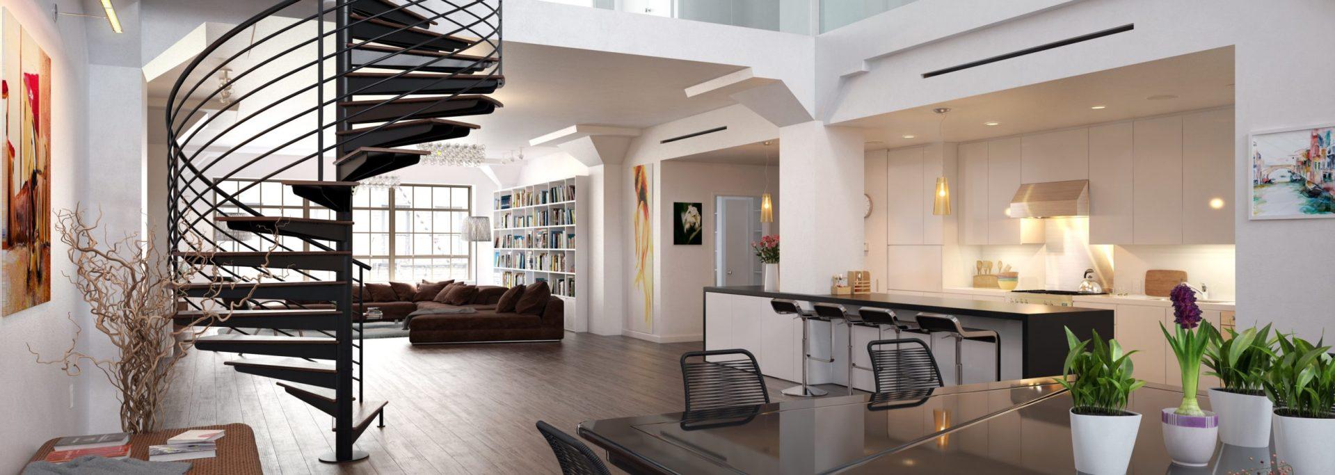 Luxury New York City Lofts for Sale