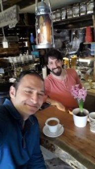 Batıkan Manço-Cafe Los Manços- Doğal Su Sistemi