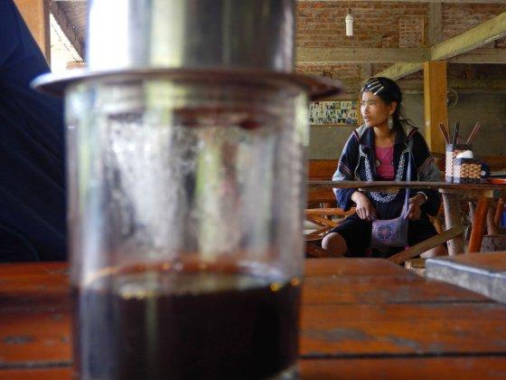 Come si prepara il caffè vietnamita