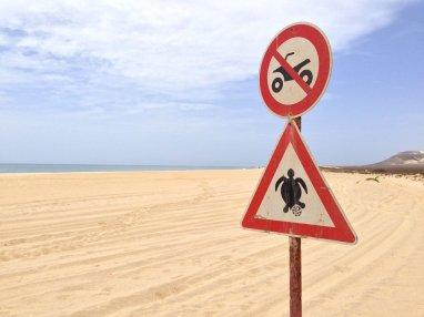 Praia Varadinha, Boa Vista, Capoverde