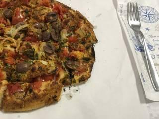 Pizza da Clavino, Trapani