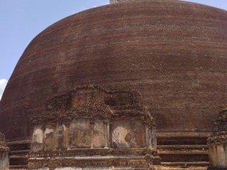 Sri Lanka Polonnaruwa Stupa Rankoth Vehera