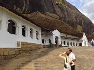 Sri Lanka grotte di Dambulla