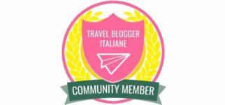 Travel Blogger Italiane Community Member