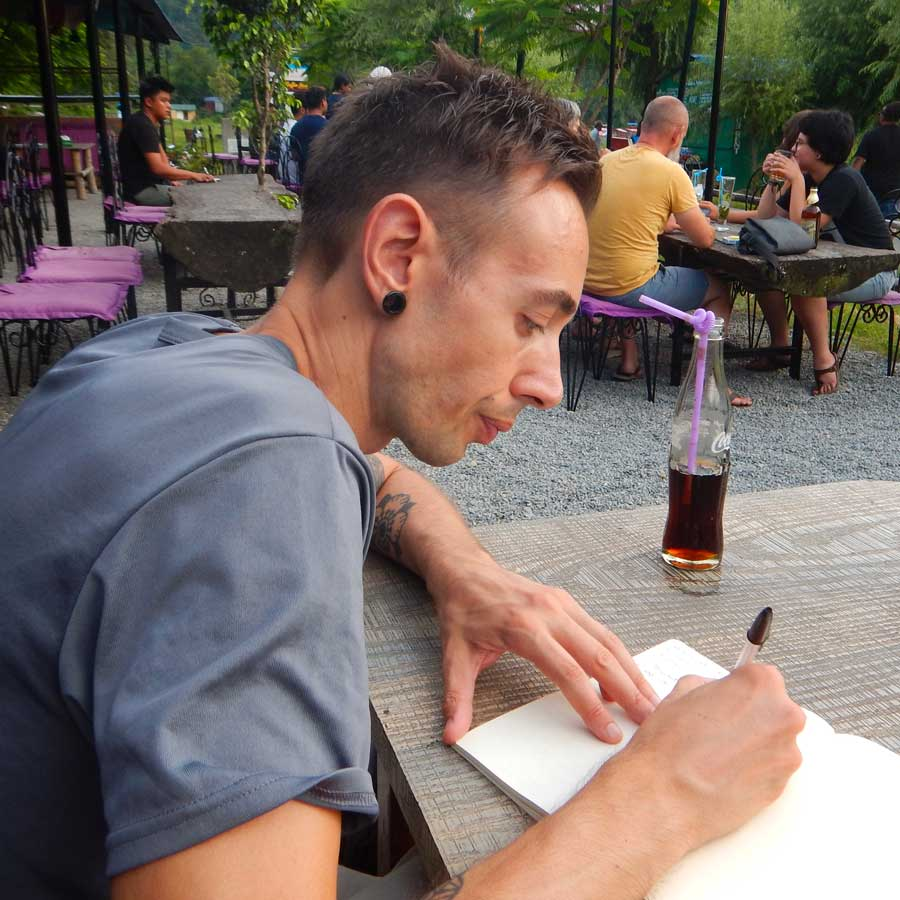Luca Braidotti autore presso Elimeli • Blog di viaggi e altre storie