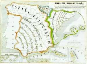 España fundacional