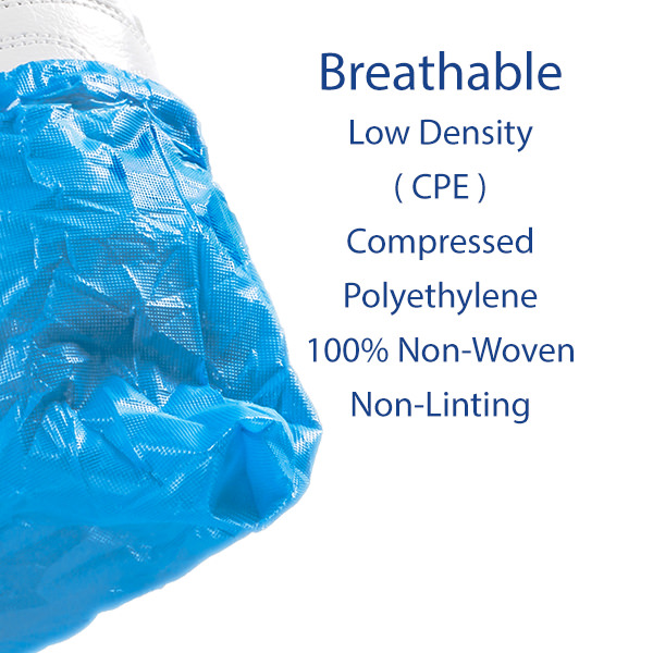 Disposable Cleanroom Shoe Covers