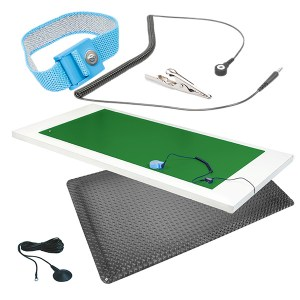 Complete ESD Mat Kit in Green