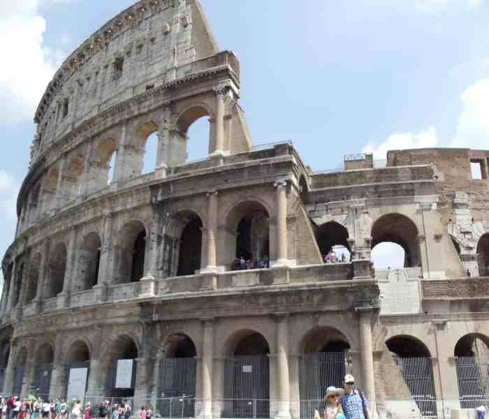 """""""Rome Wasn't Built in a Day"""" Walking Tour"""
