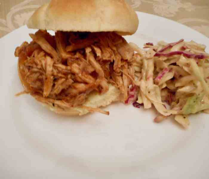 Simple Pulled Pork