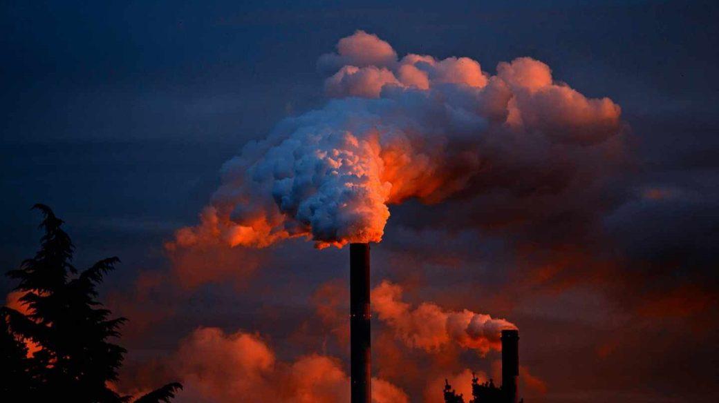El CO2 es el principal gas de efecto invernadero.