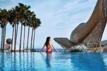 Hoteles De Ciudad Mejor Piscina