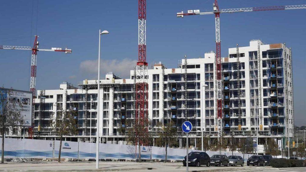 El precio de la vivienda se encarece un 6% en el primer semestre.