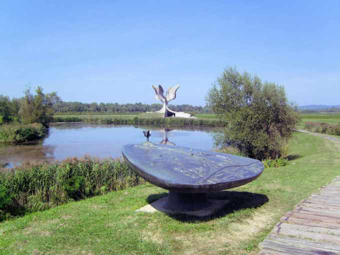 Jasenovac, en la actualidad.